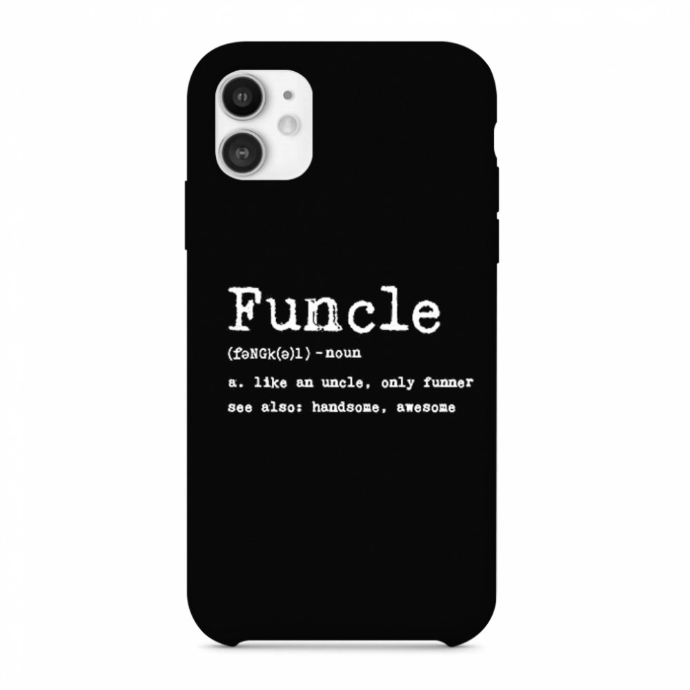 Thumb Funcle Definition  Iphone 11 Case