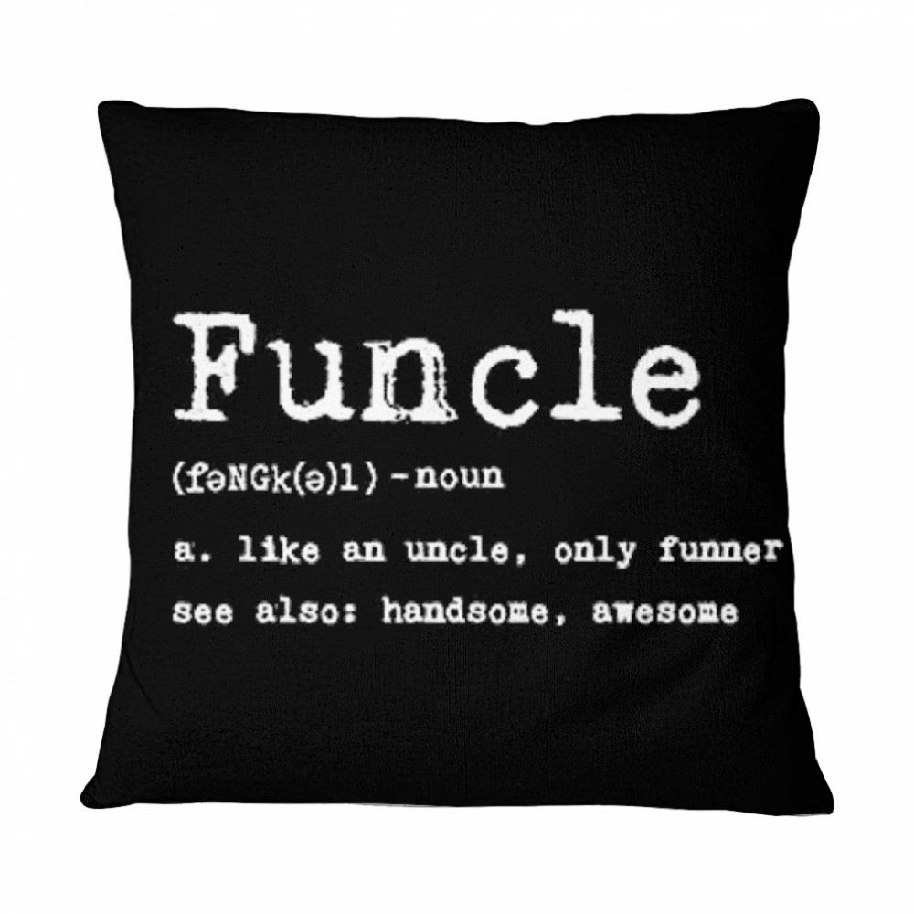Thumb Funcle Definition  Pillow