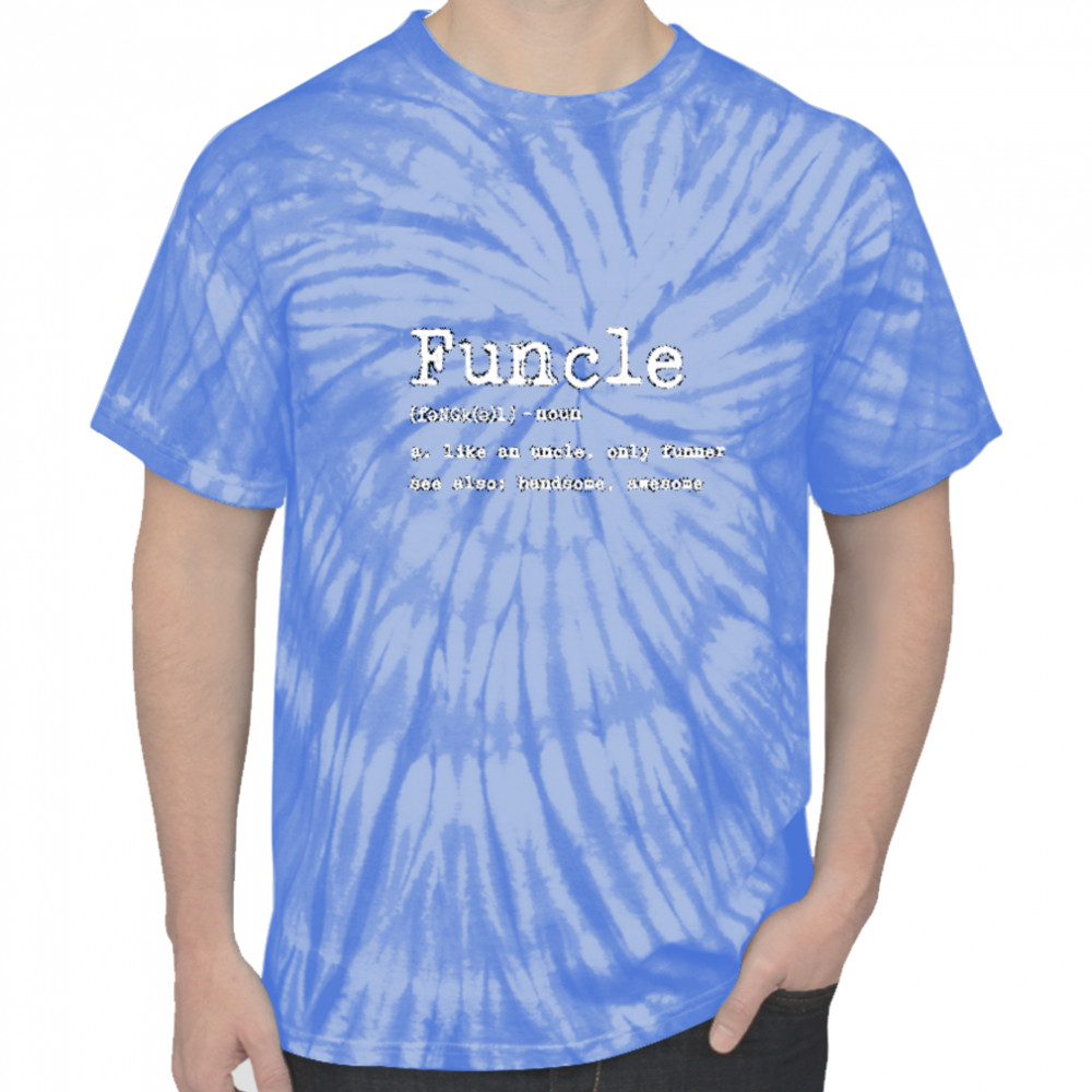 Thumb Funcle Definition  Tie-Dye Shirts