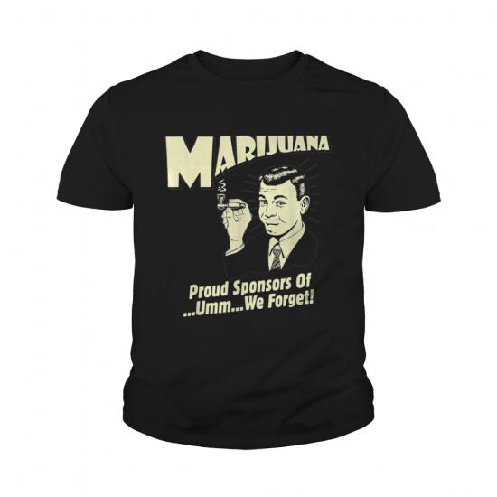 Retro Spoofs -Proud Sponsors T-Shirt